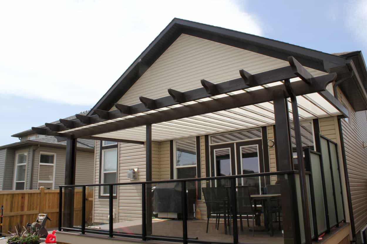 High Quality Pergolas In Calgary