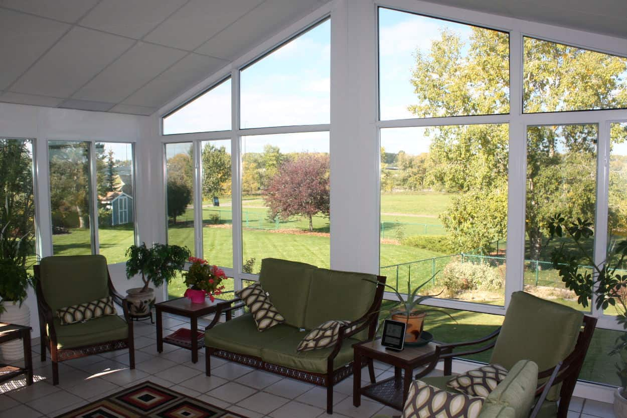 Calgary sunroom
