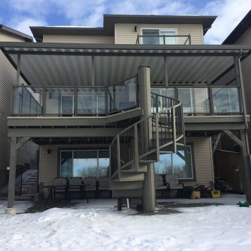 Patio Covers in Calgary