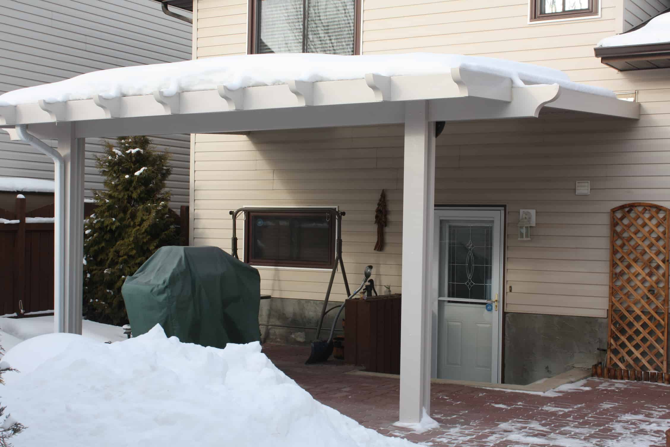 Hybrid Patio Covers In Calgary