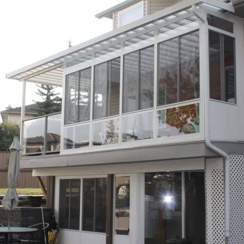 Sunroom Contractor in Calgary