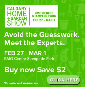 Save $2 on Calgary Home Show Tickets